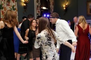 Dancing with our Mobile Disco